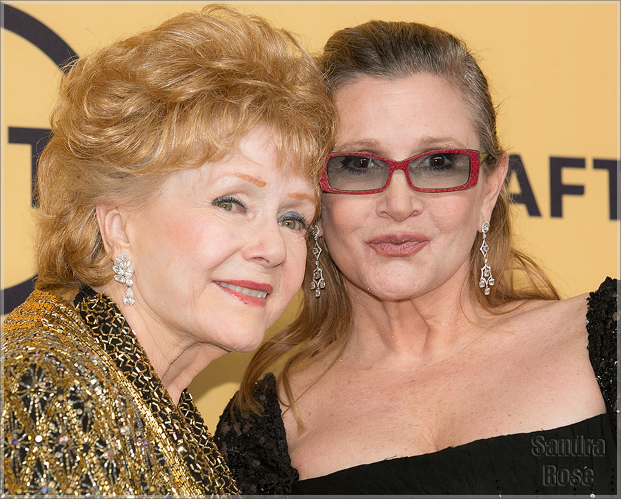 RIP Debbie Reynolds, RIP Carrie Fisher