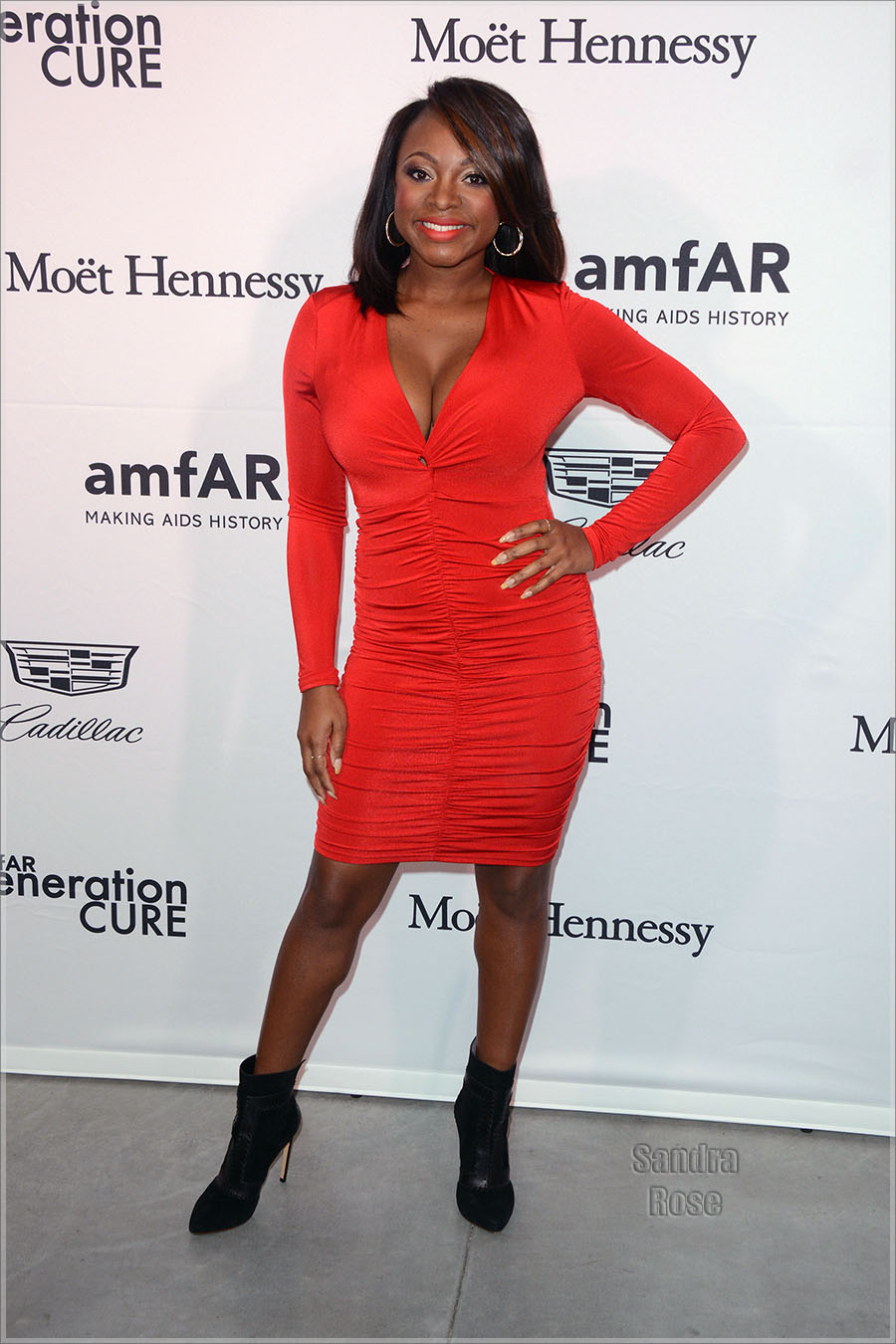 Naturi Naughton in LA