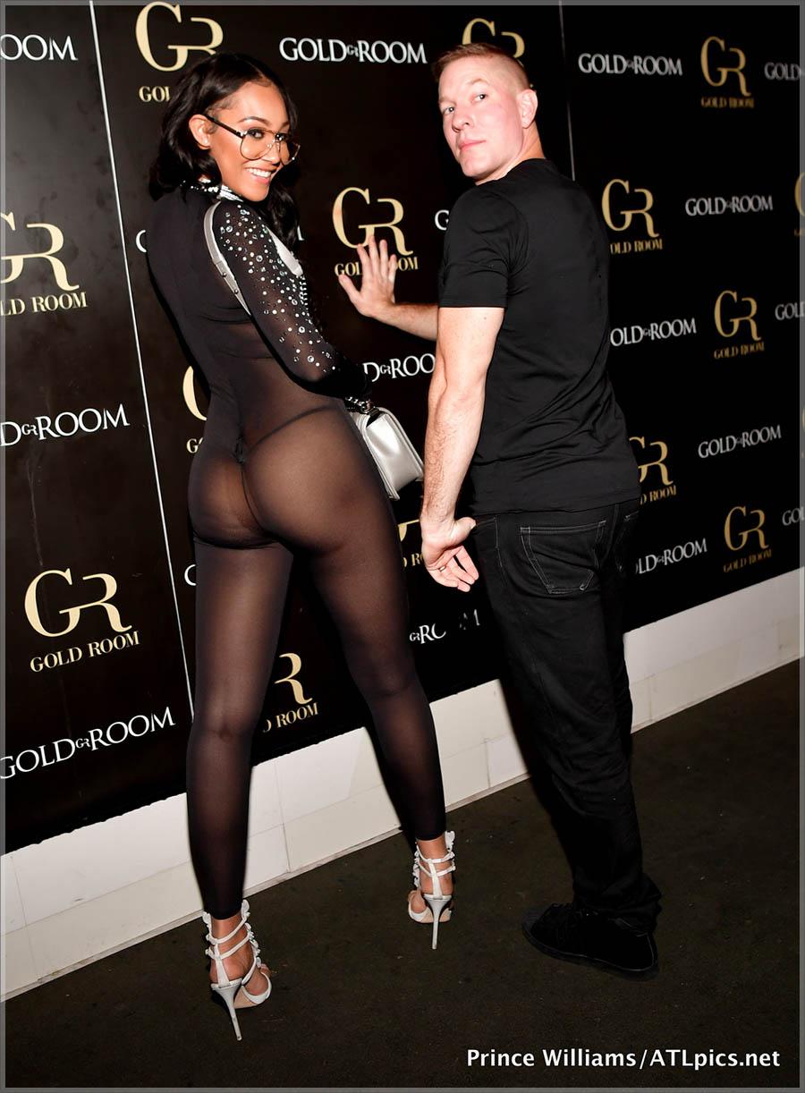 50 Cent, Joseph Sikora Host Gold Room