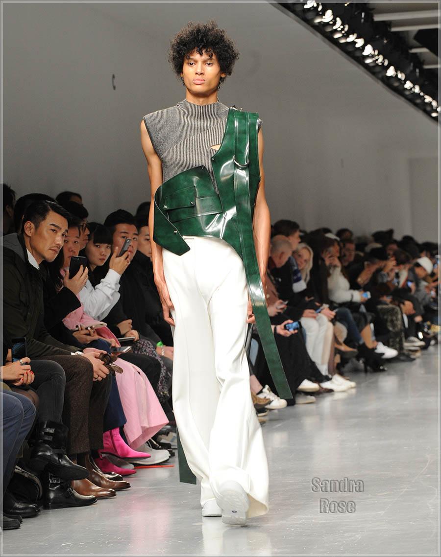 London Fashion Week Men's Ximon Lee Catwalk