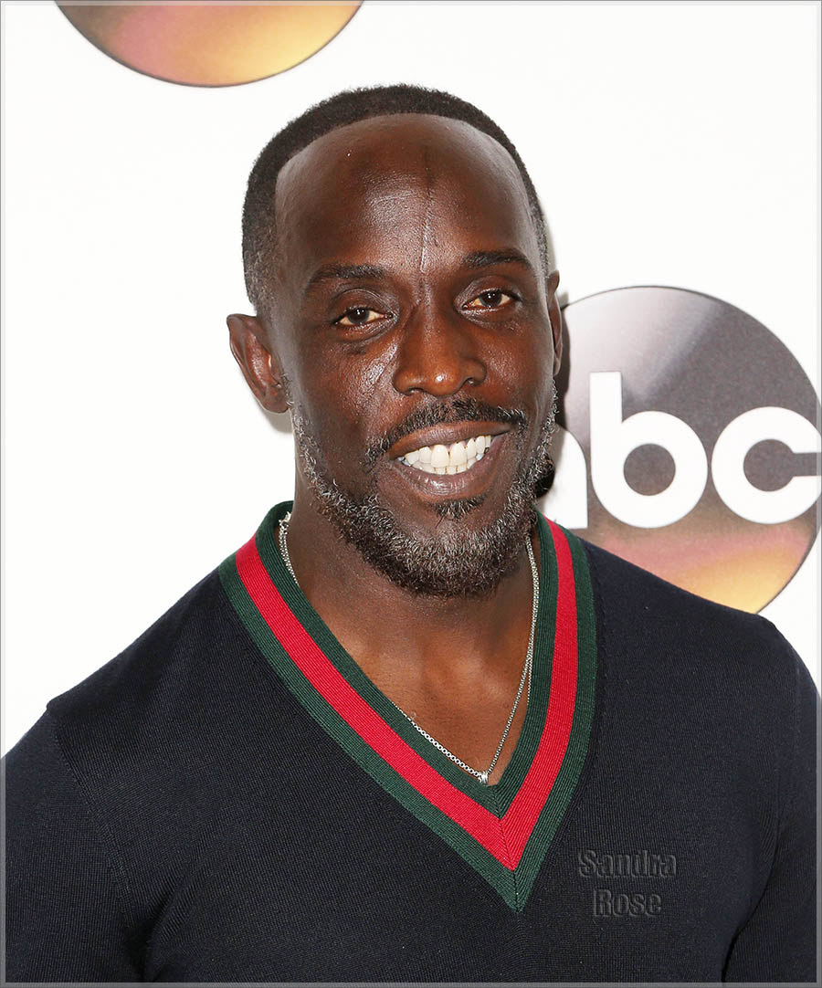 Michael Kenneth Williams (The Wire) in Pasadena