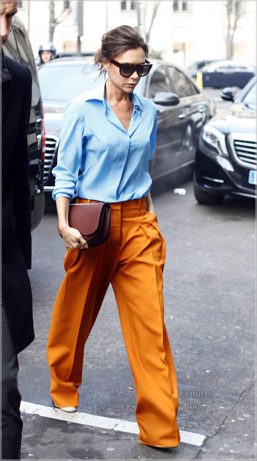 Victoria beckham fashion