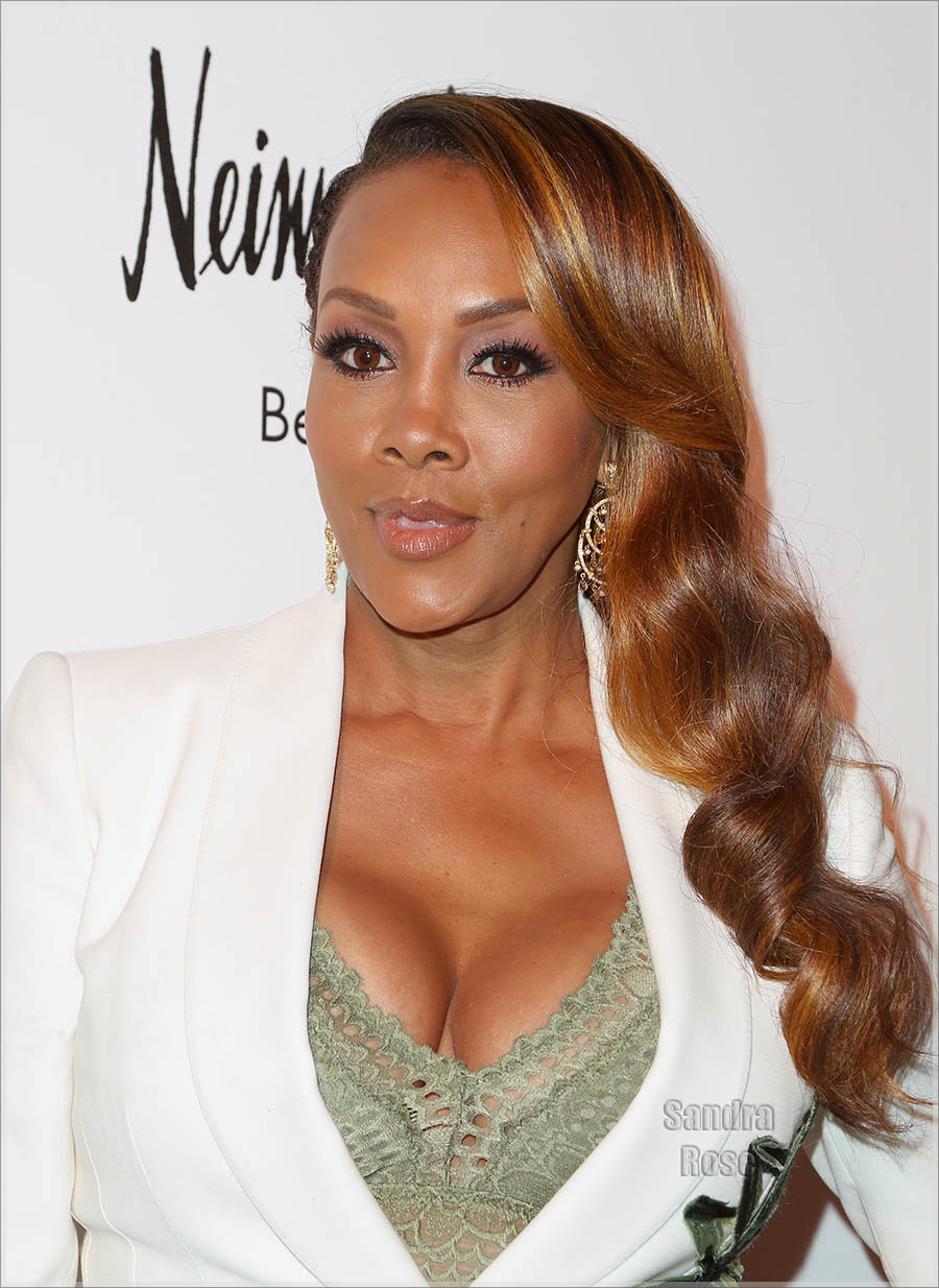 Vivica A. Fox in Beverly Hills