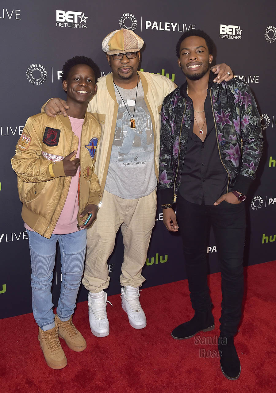 The New Edition Story Screening in Los Angeles | Sandra Rose