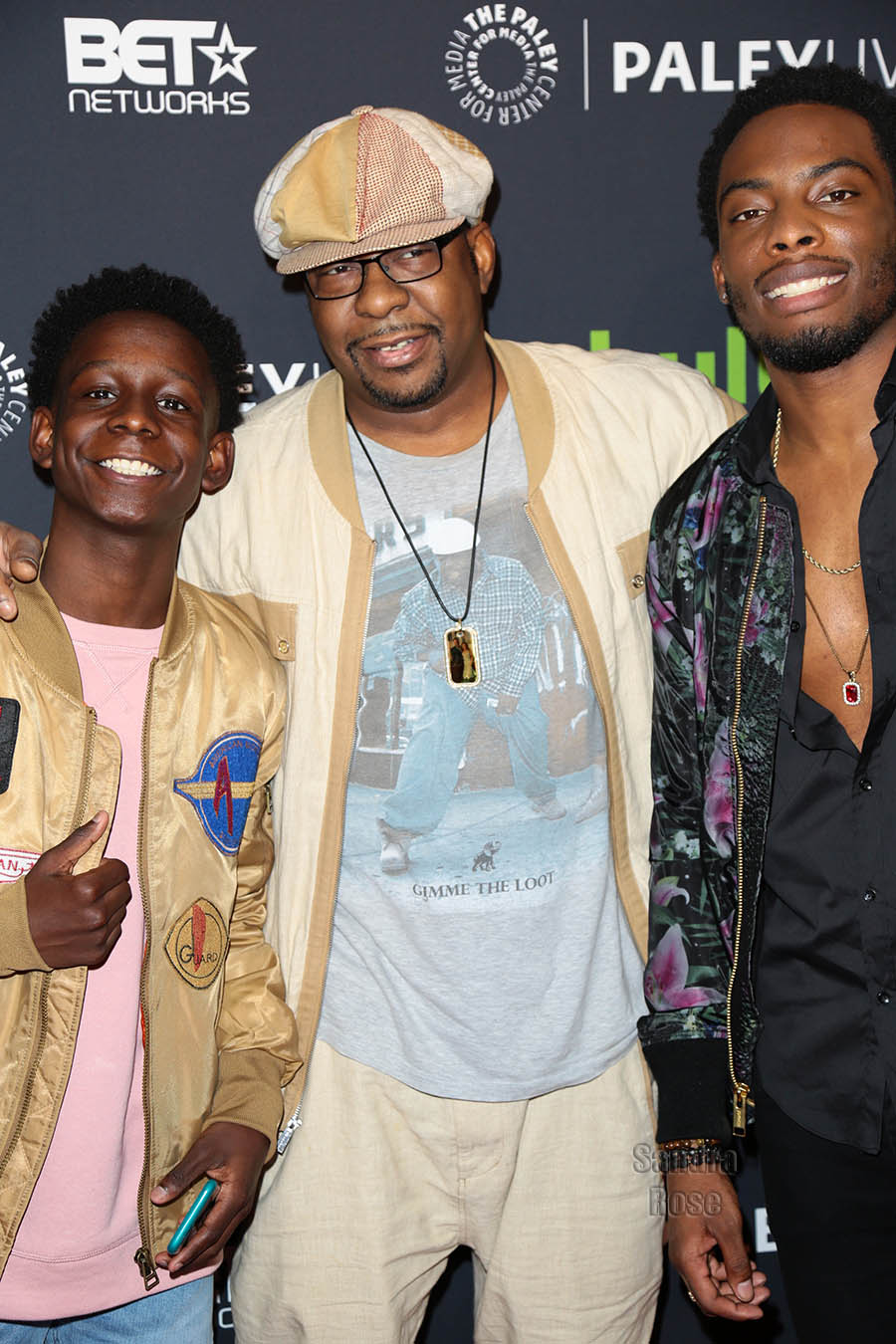 The New Edition Story Screening in Los Angeles