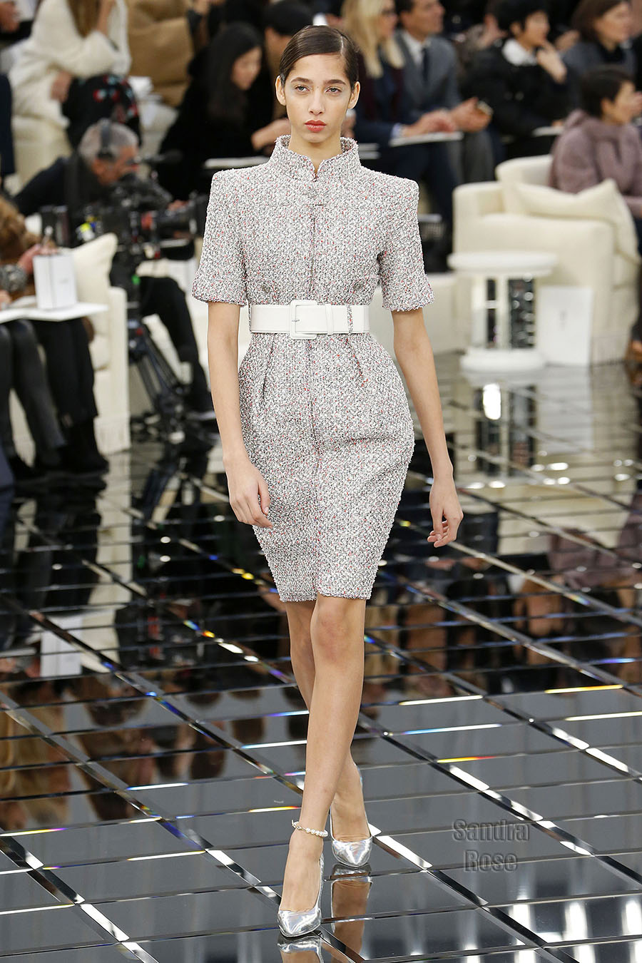2017 fashion runway - Chanel Haute Couture Spring Summer 2017 In Paris Sandra Rose