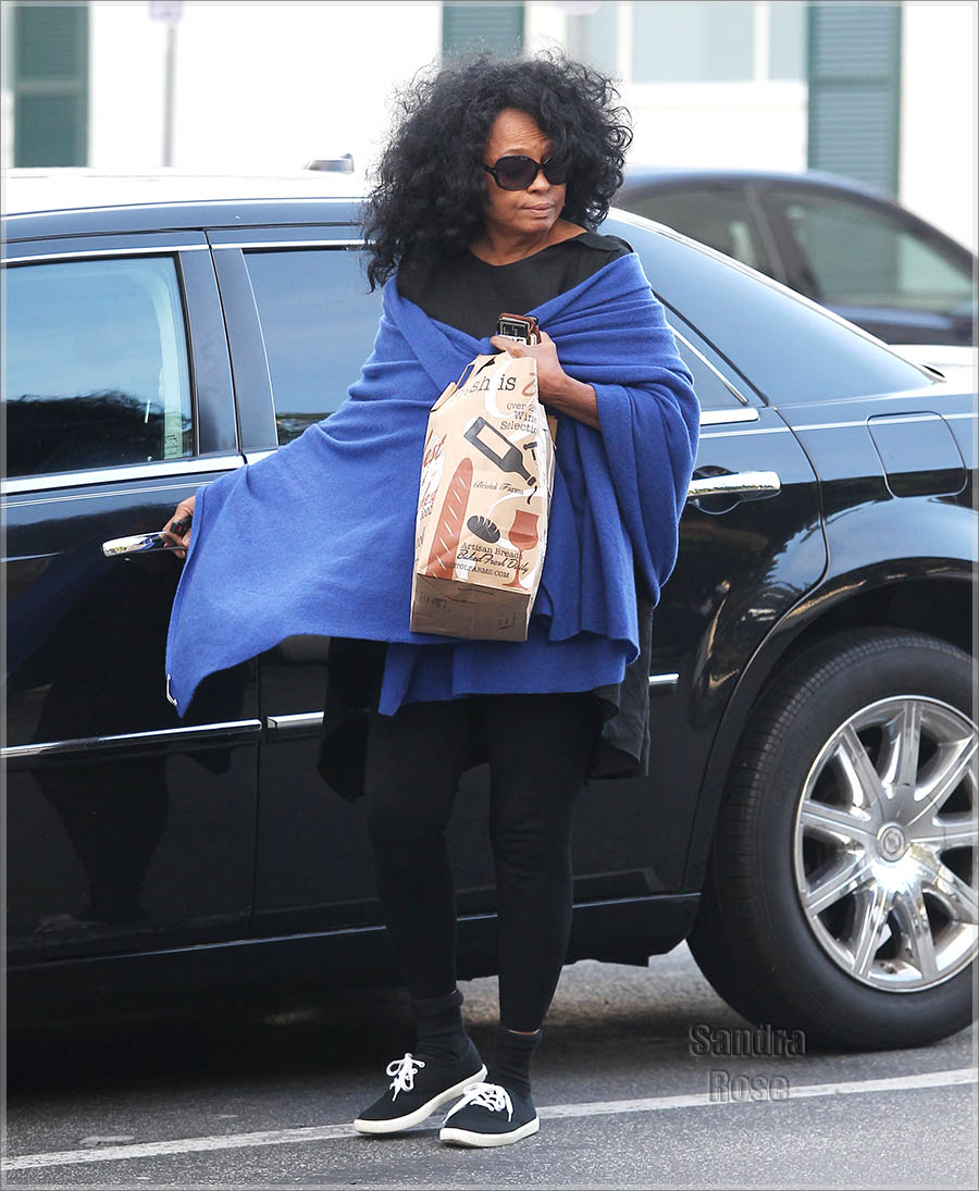 Diana Ross Leaves Bristol Farms In Beverly Hills California 3on Kendall Jenner
