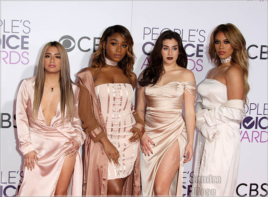 Fifth Harmony in Los Angeles