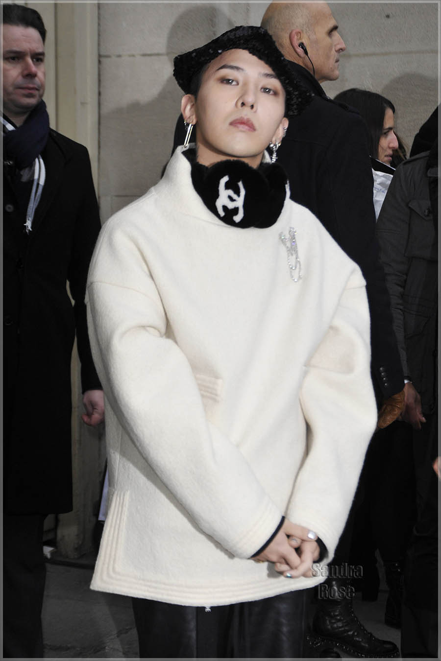 G-Dragon in Paris, France