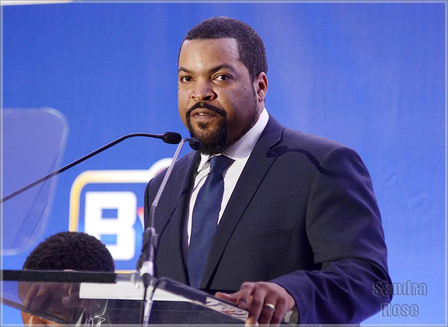 Ice Cube in New York City