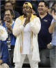 Celebrities attend the UCLA game against Arizona Wildcats
