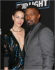 Michelle Monaghan, Jamie Foxx at LA Premiere of SLEEPLESS