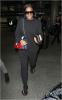Kelly Rowland at LAX Airport