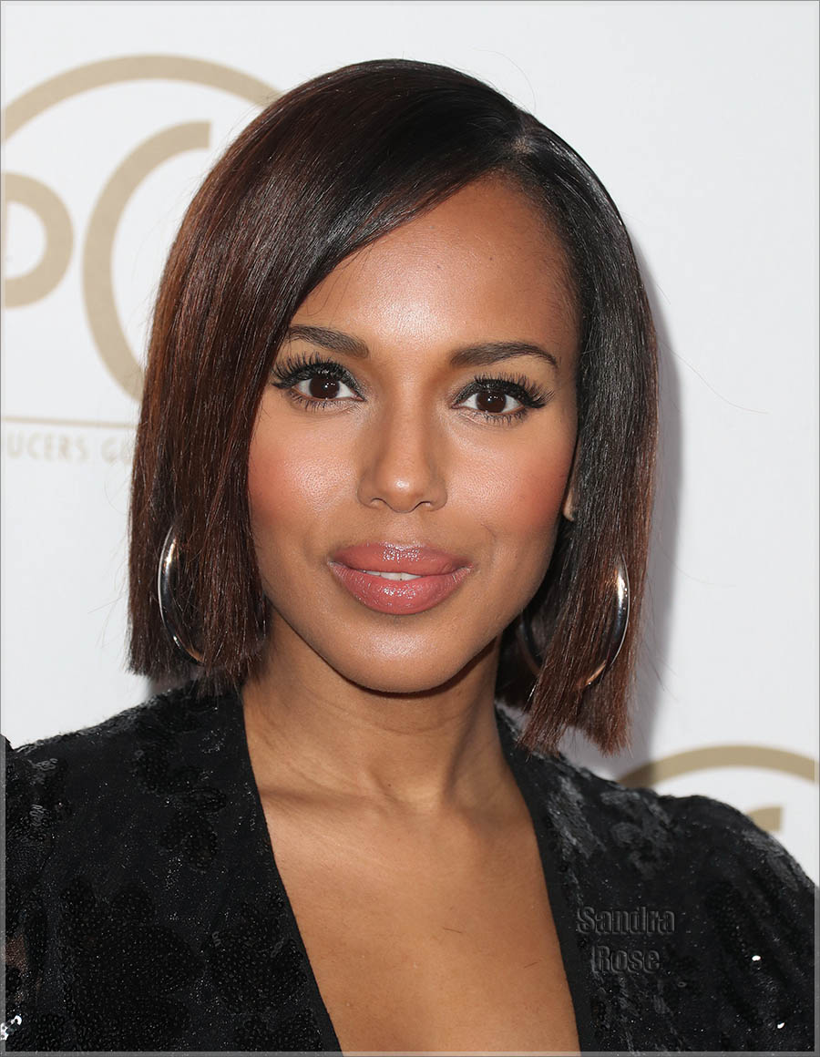 Kerry Washington at PGA Awards in Beverly Hills