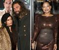 Lisa Bonet & Jason Momoa, Christina Milian