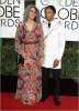 Pharrell Williams, Mimi valdes at Golden Globe Awards