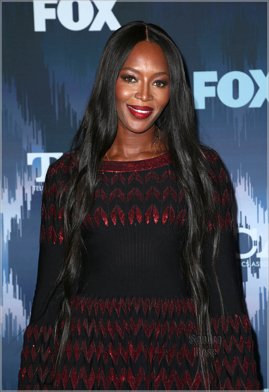Naomi Campbell in Los Angeles