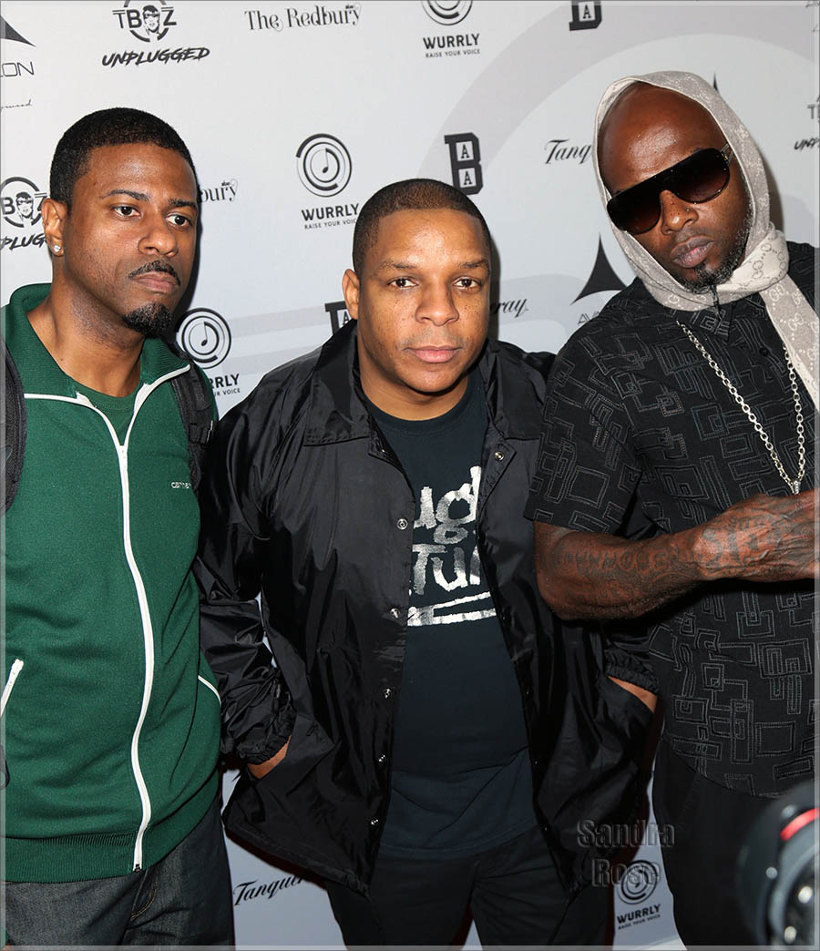 Naughty By Nature in Hollywood