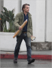 Oliver Martinez in Beverly Hills, California