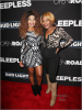 Porscha Coleman, Betty Jean Coleman at LA Premiere of SLEEPLESS