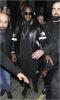 Celebrities seen at Tape Nightclub