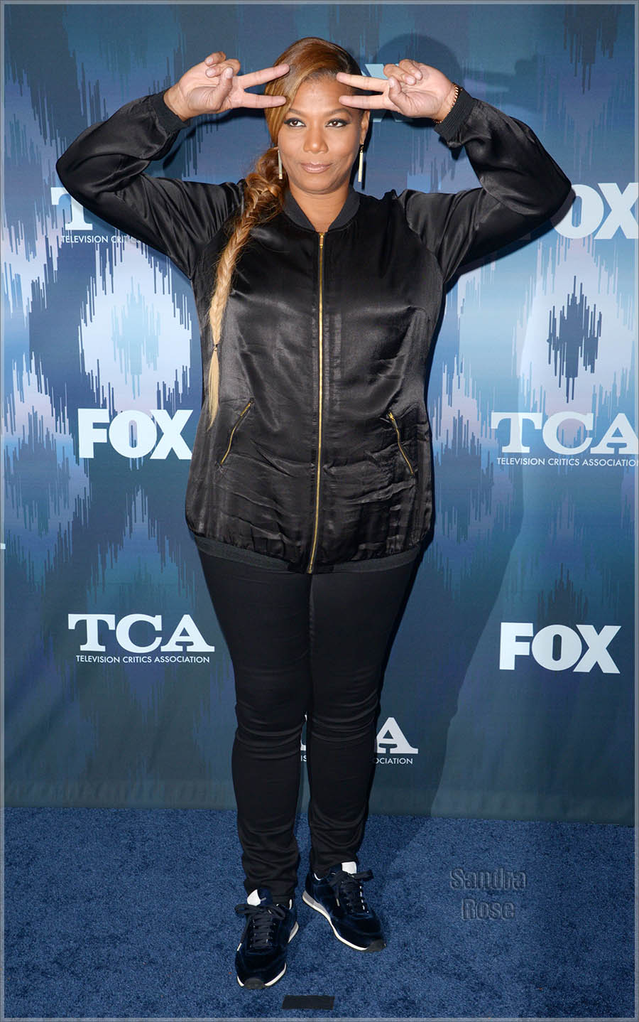 Queen Latifah in Los Angeles