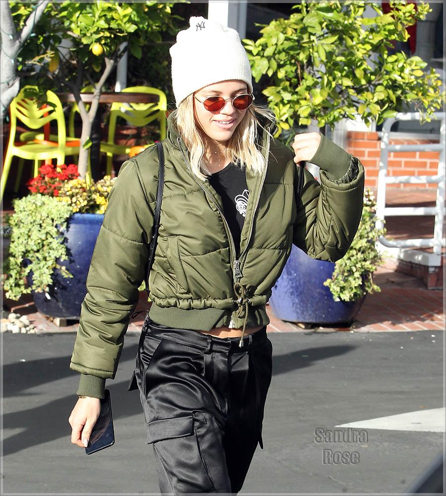 Sofia Richie in Los Angeles