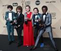 Stranger Things Cast at 2017 SAG Awards