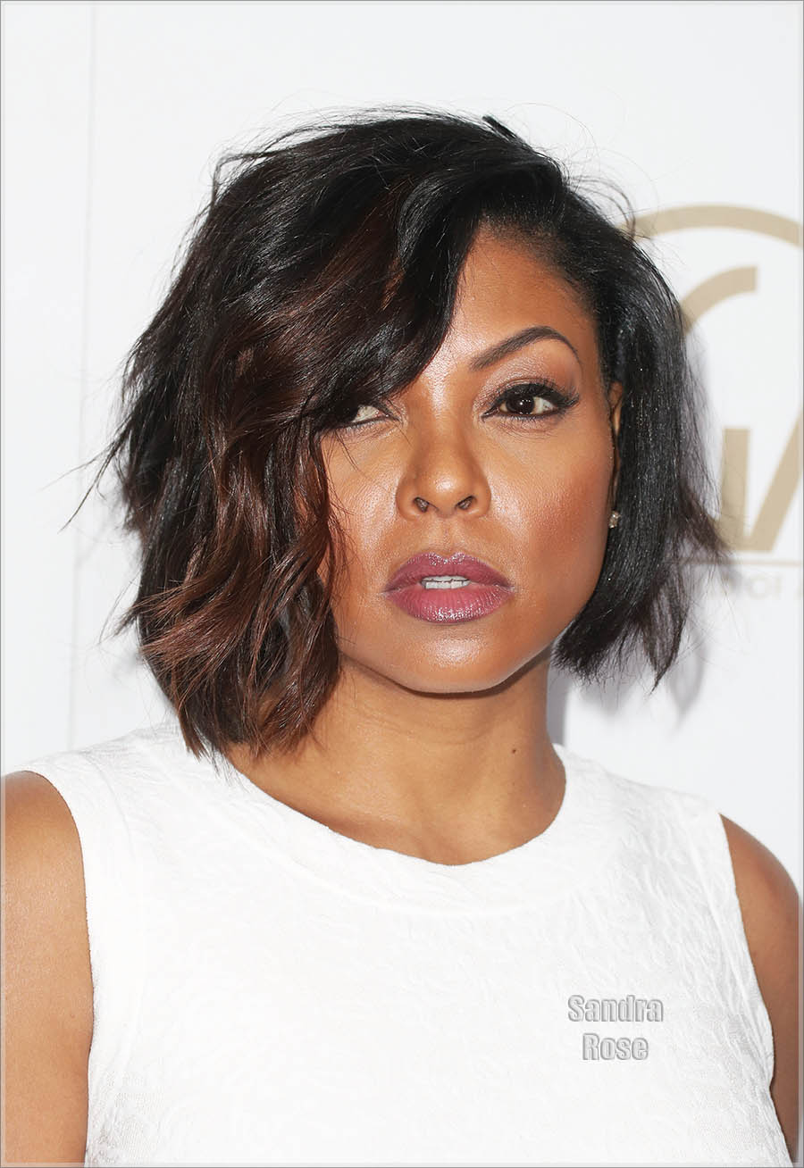 Taraji P Henson at PGA Awards in Beverly Hills