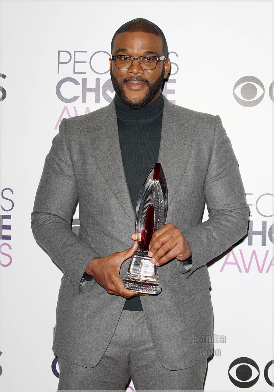 Tyler Perry in Los Angeles
