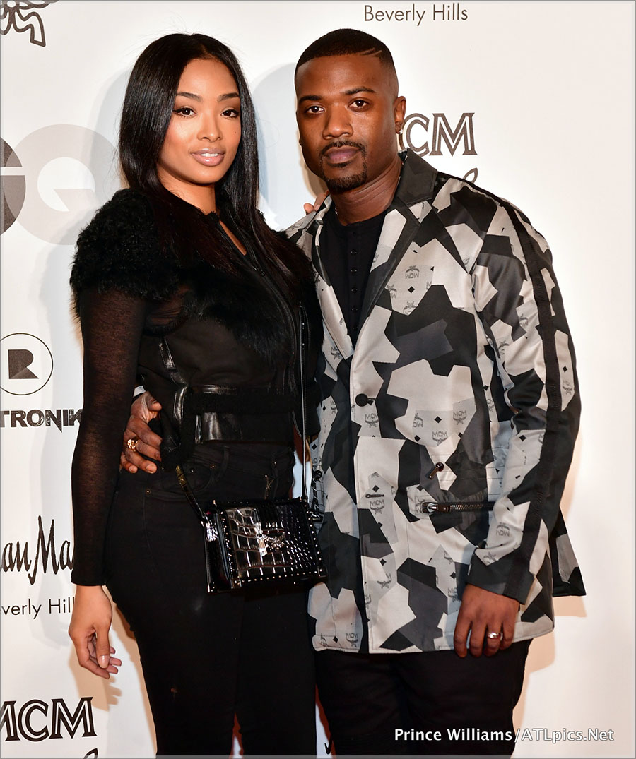 Ray J & Princess