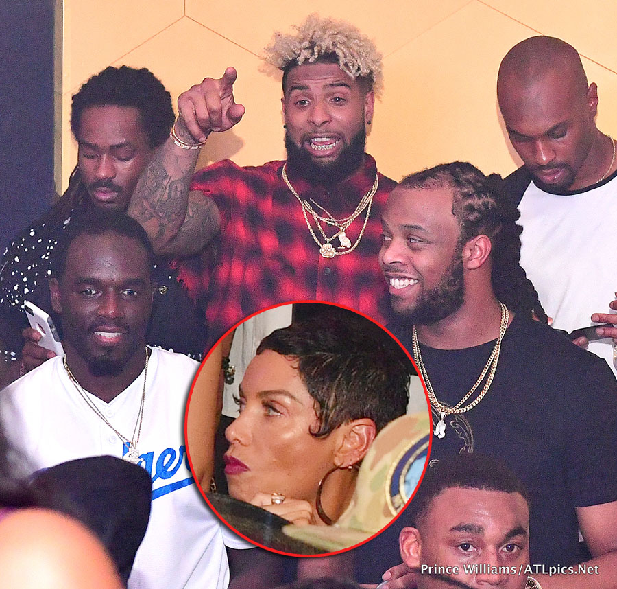 Odell and Nicole