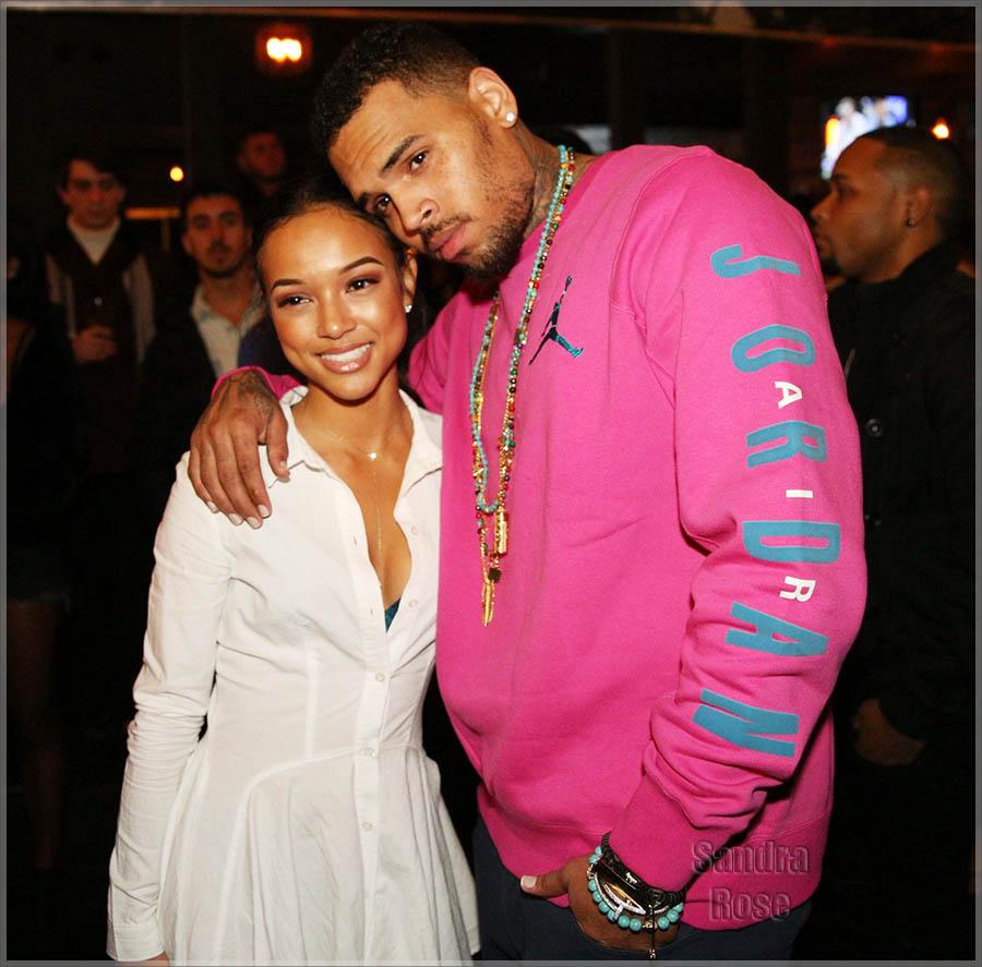 Chris Brown, Karrueche Tran