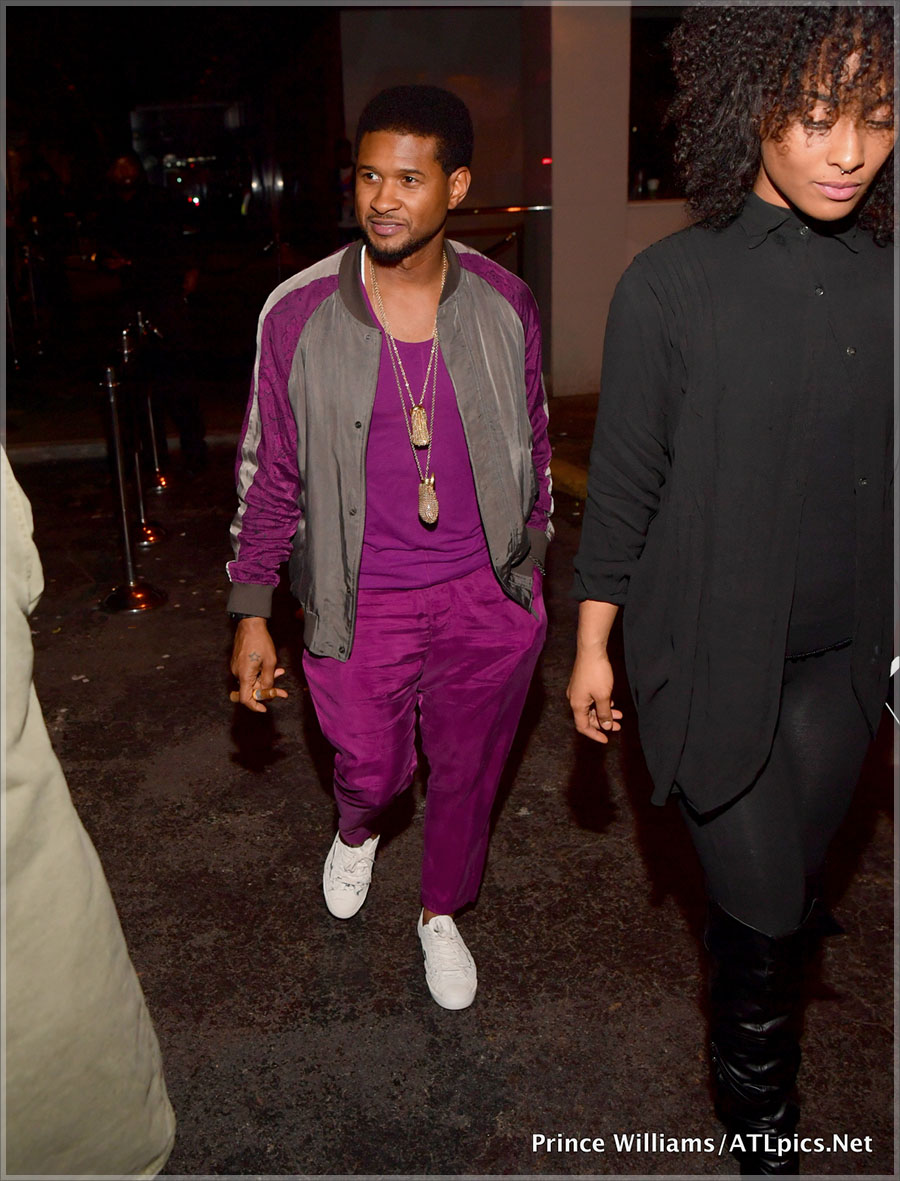 Usher Ryamond