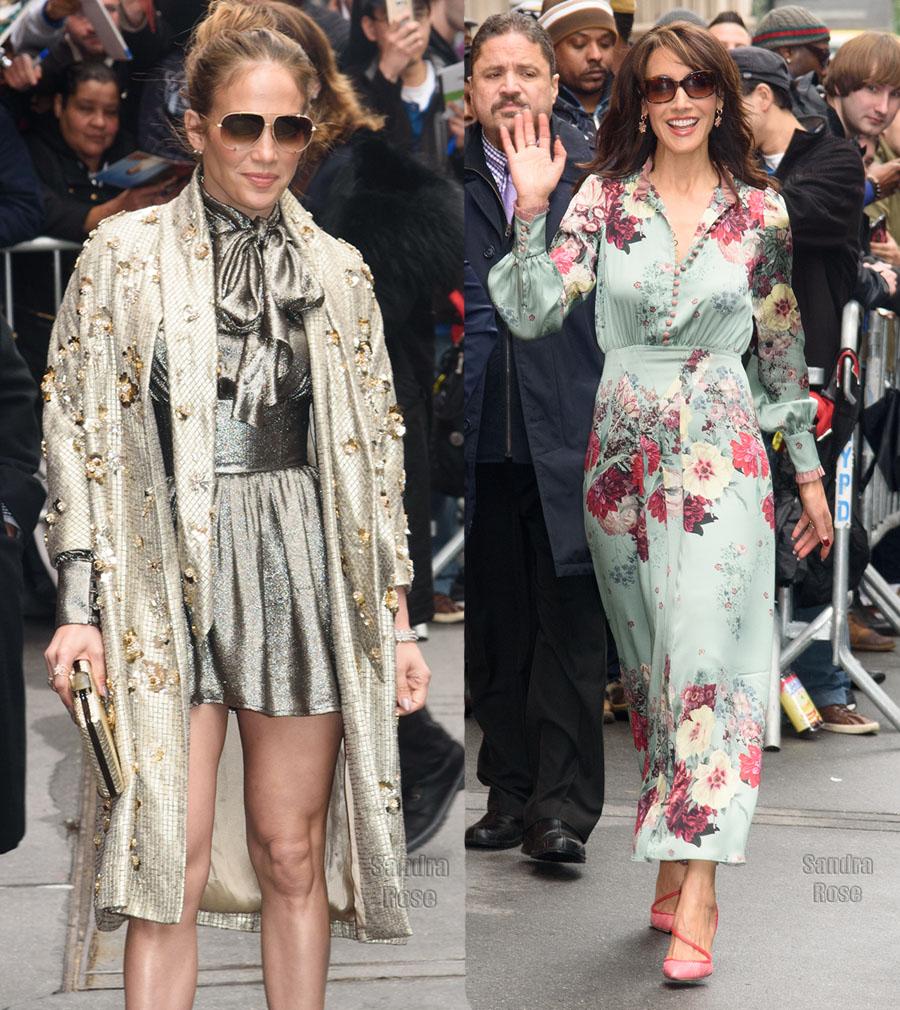 Jennifer Lopez, Jennifer Beals