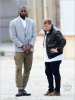 James Corden and Lebron James