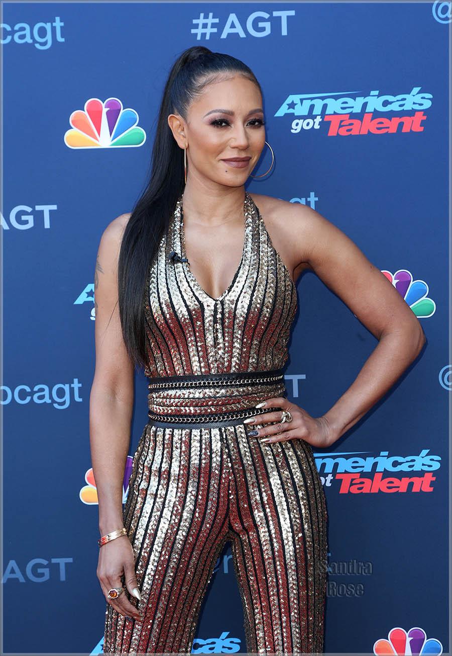 PICS: Tyra Banks, Usher, Melanie Brown, Marla Maples