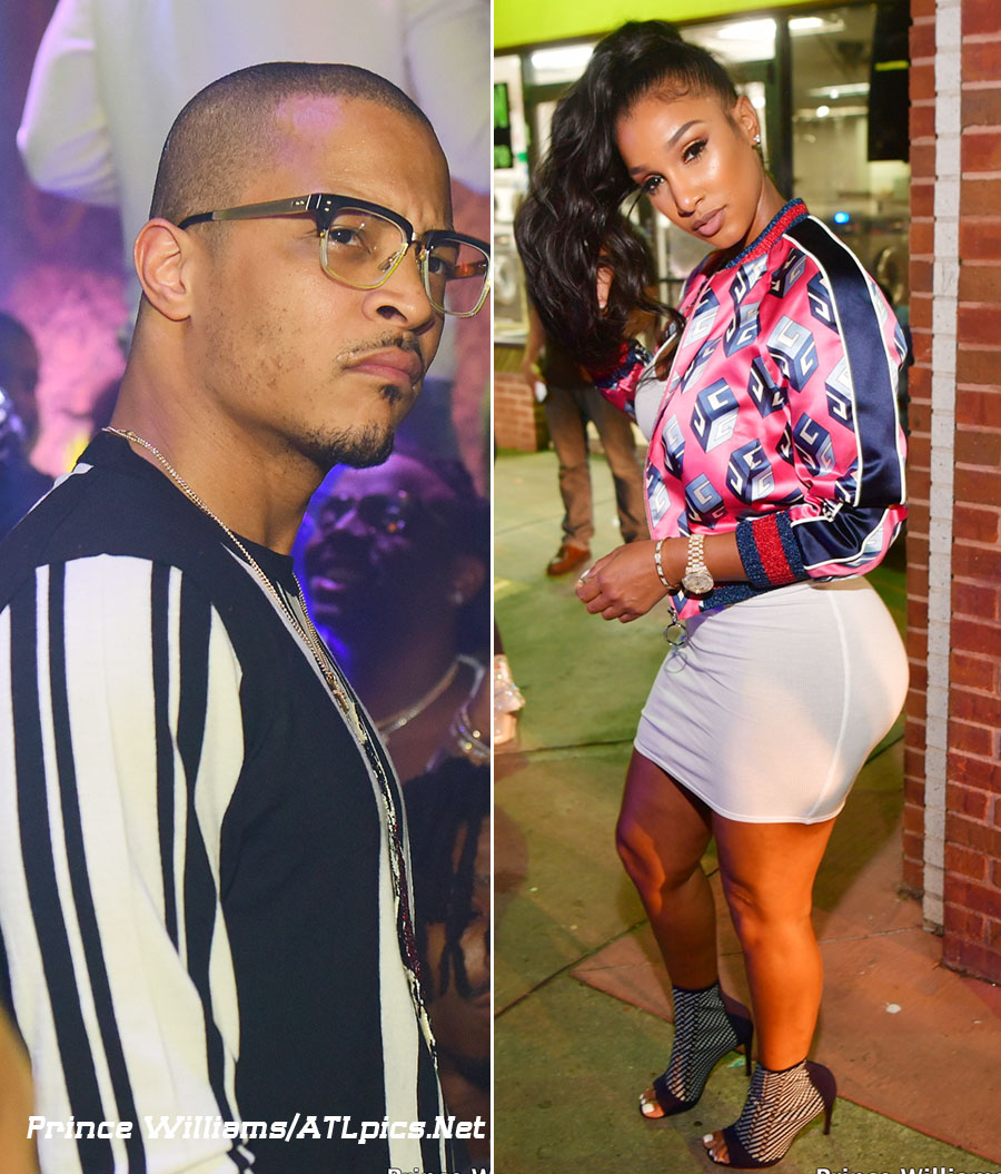 TI and Bernice Burgos