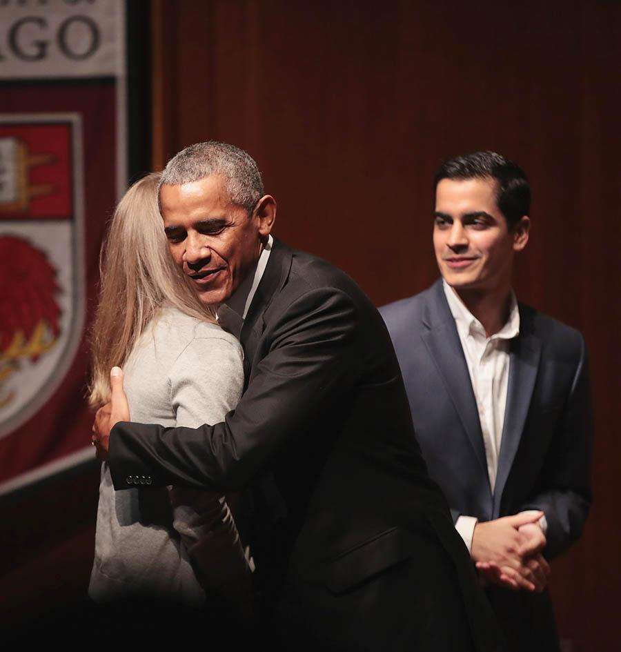 Barack Obama | Sandra Rose