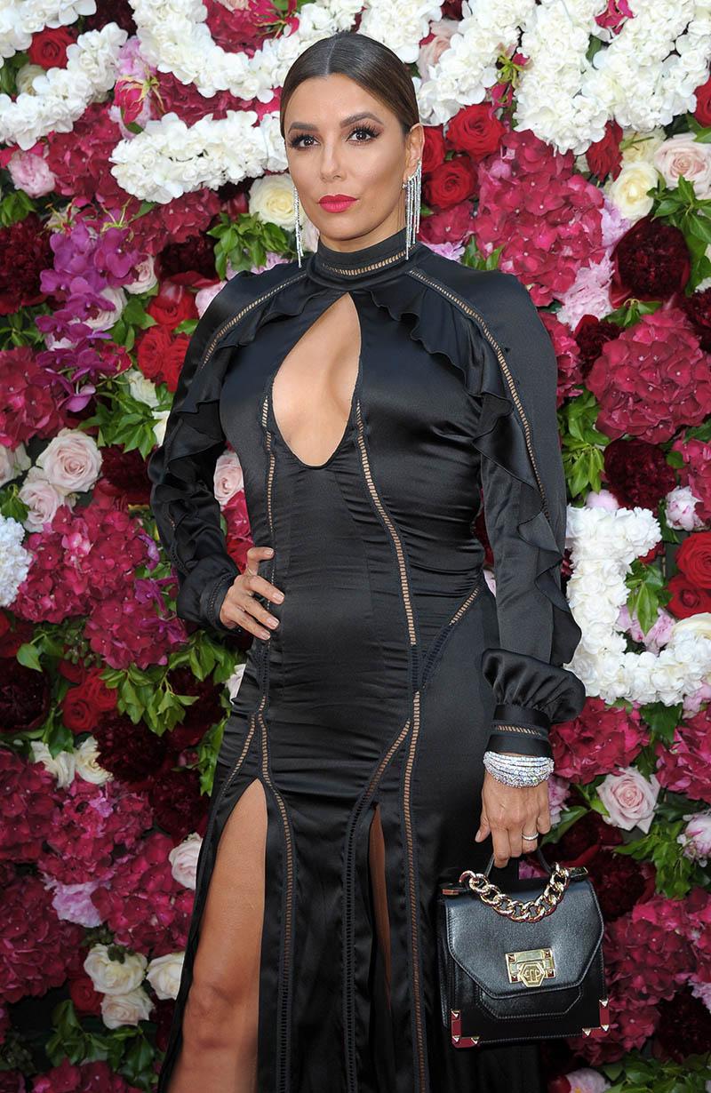 Fashion show paris 2017 - Eva Longoria Sandra Rose