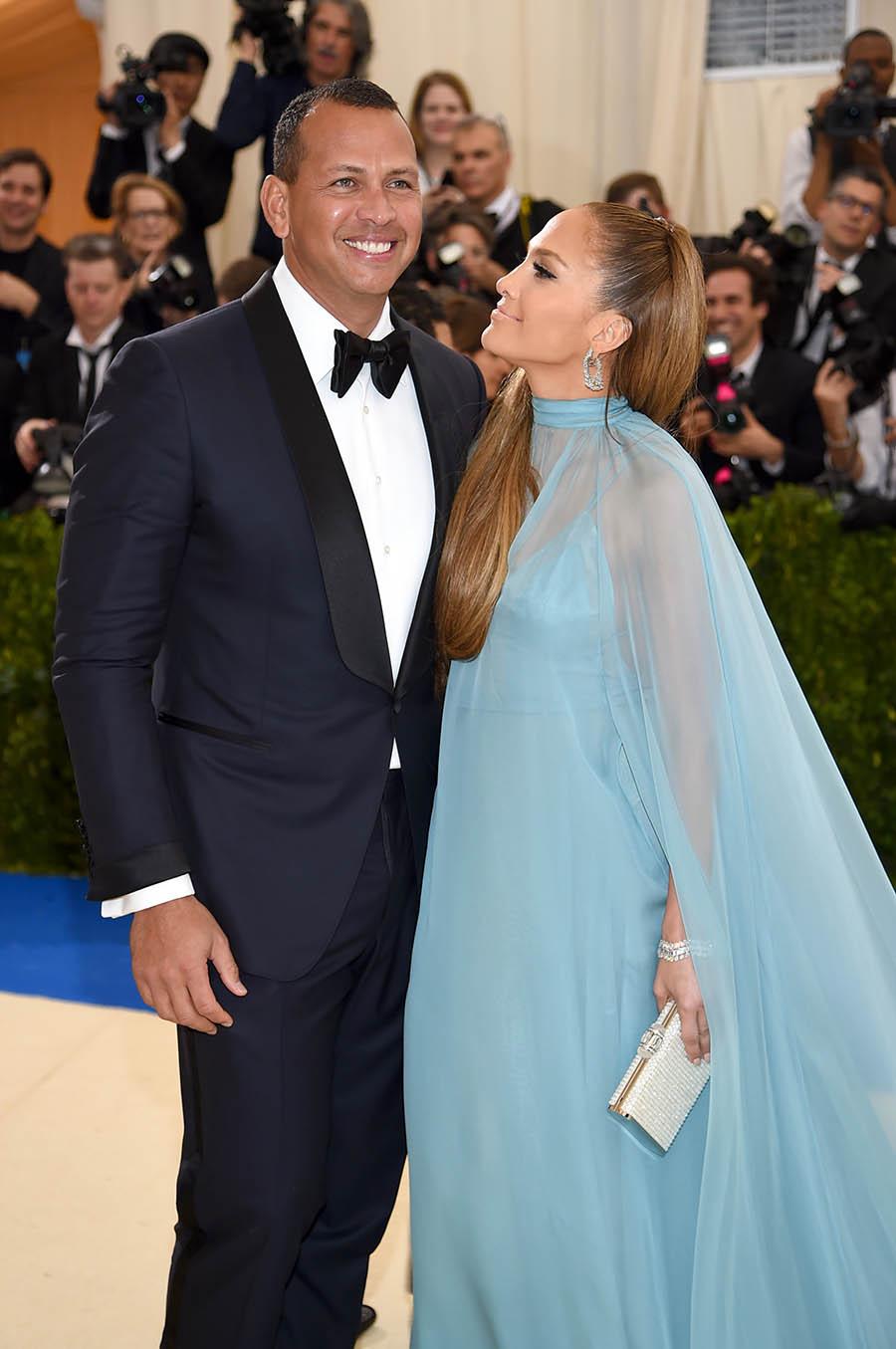Best Dressed Couple: Sean Combs & Cassie Ventura at 2017 Met
