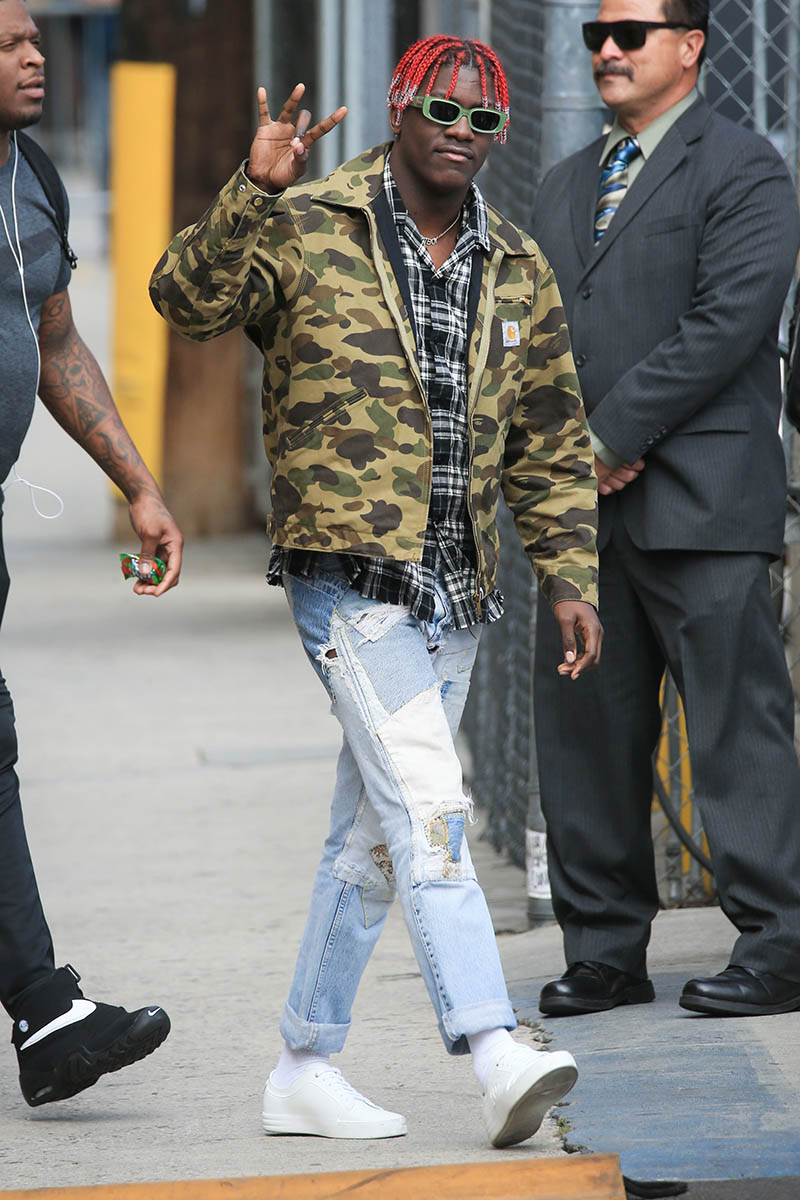 Pics Jada Pinkett Smith 2 Chainz Russell Westbrook Lil Yachty Ron Artest
