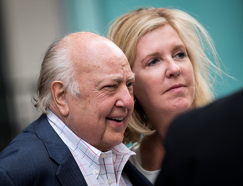 RIP: Roger Ailes Dead at Age 77
