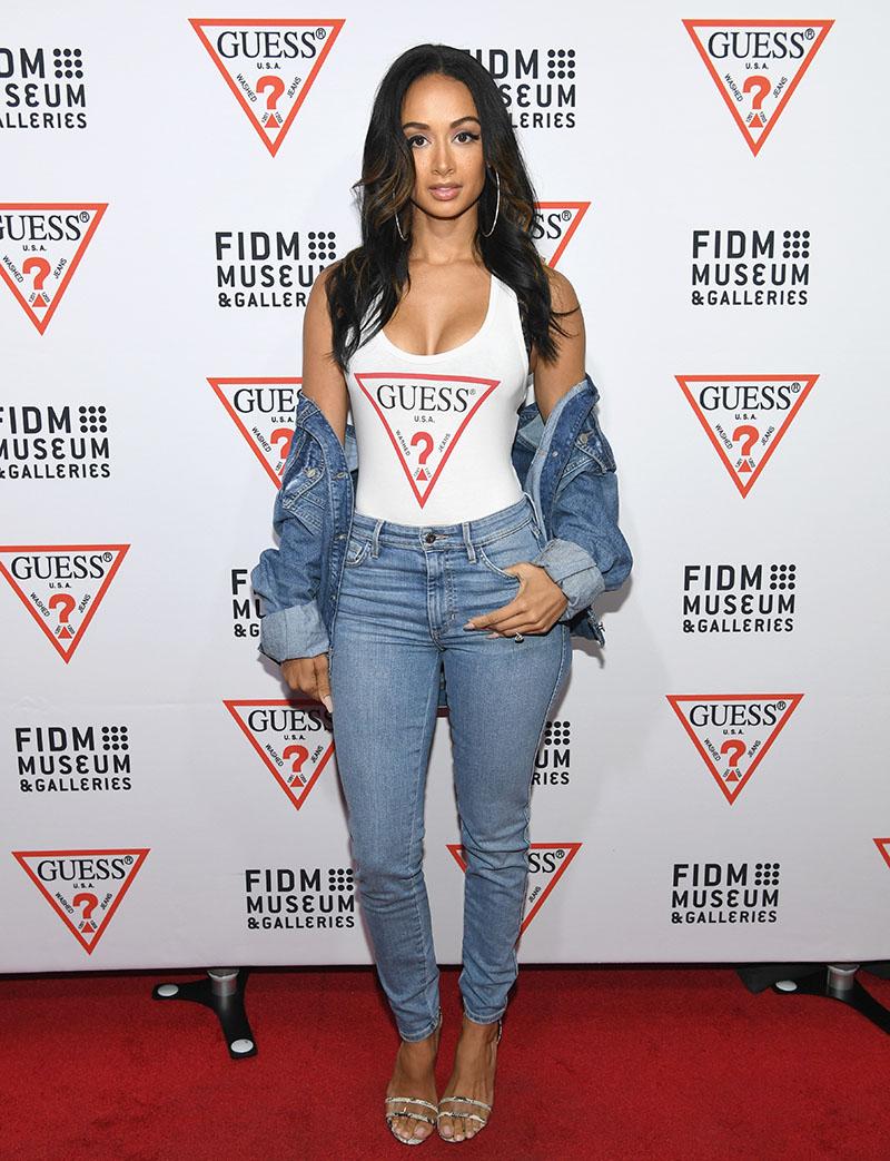 Angela Bassett Jeans