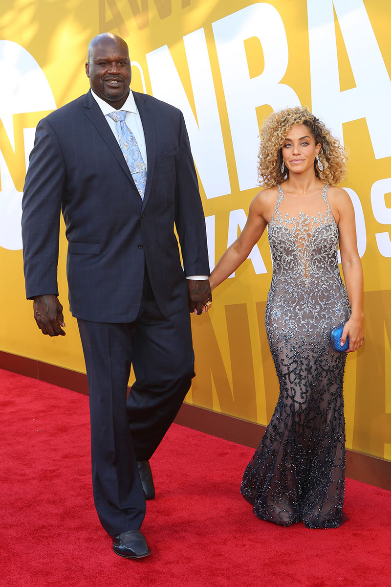 Shaquille O Neal Laticia Rolle Sandra Rose Laticia rolle is a 32 year old american contribute. 2