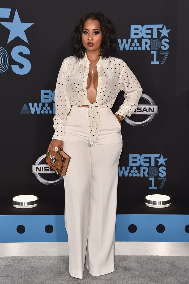 Tammy Rivera Bet Awards Gettyimages Photos Of