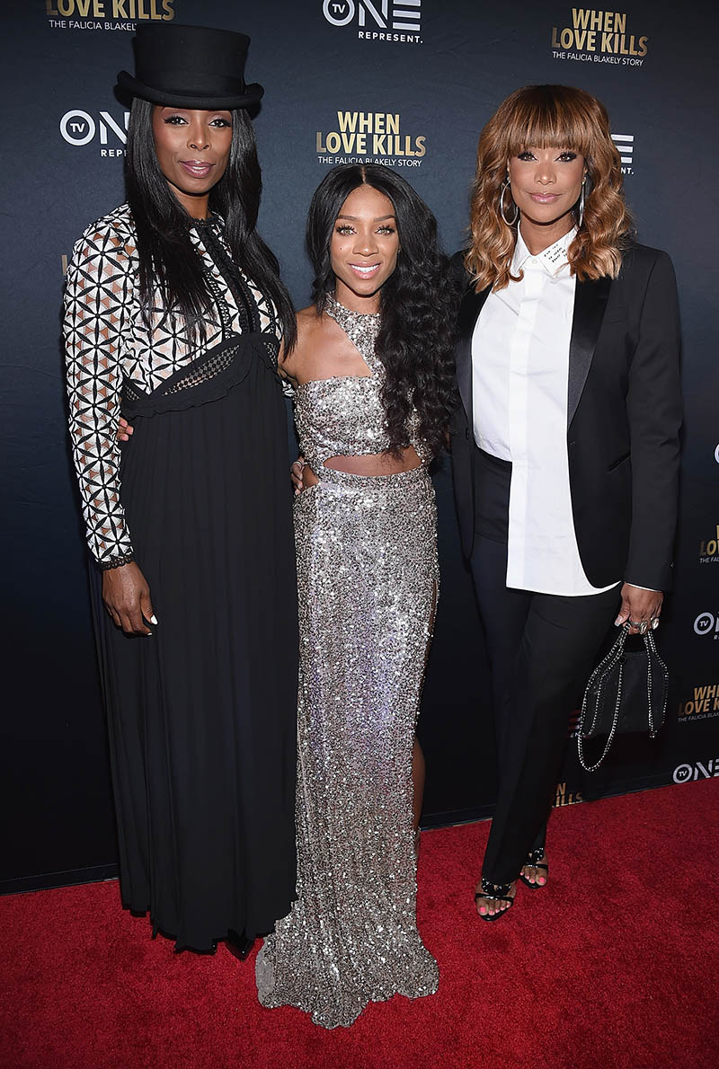 Tasha Smith, Lil Mama & Tami Roman | Sandra Rose