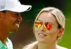 Tiger Woods and Lindsey Vonn nude selfies leaked to site | Daily Mail Online