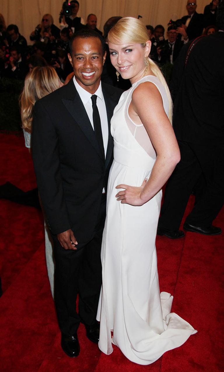Tiger Woods and Lindsey Vonn Nude Selfies Leak Online