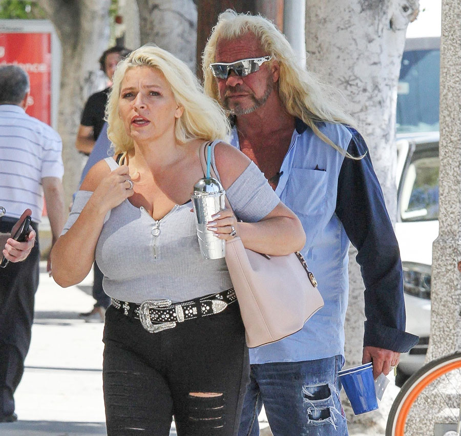 Dog the Bounty Hunter's Wife Beth Chapman Diagnosed with Throat Cancer